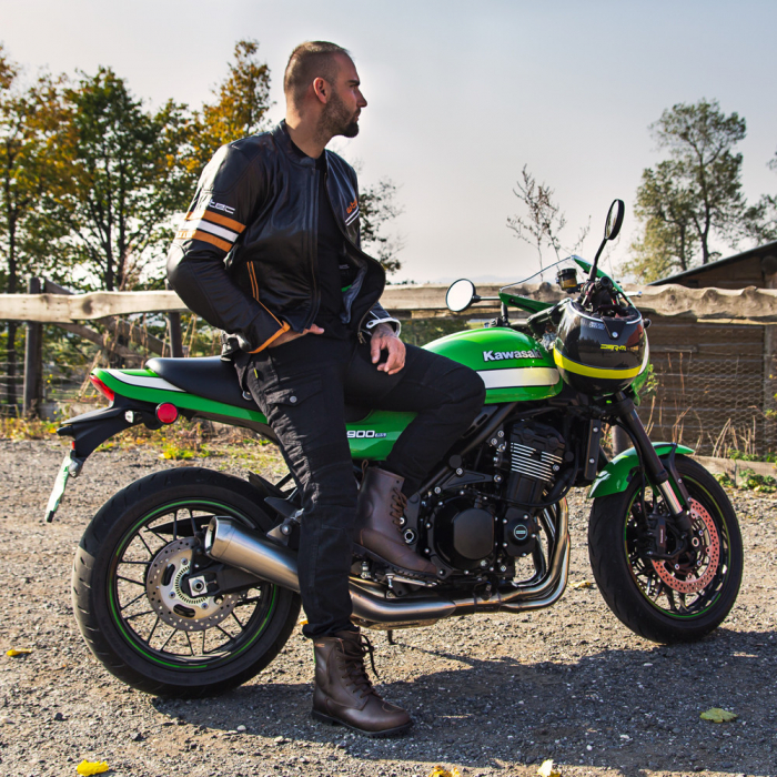 Pantaloni Moto Barbati W-TEC Aredator [1]