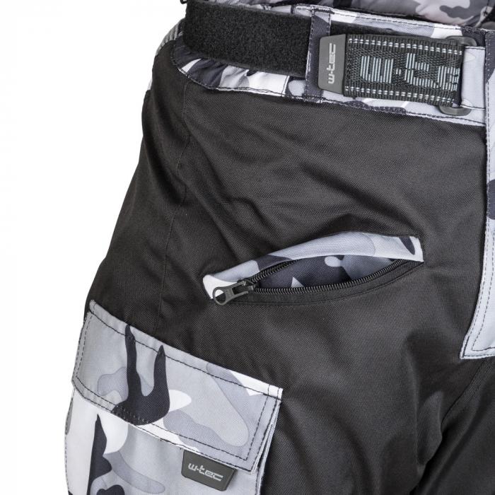Pantaloni Moto Barbati W-TEC Kaamuf [5]