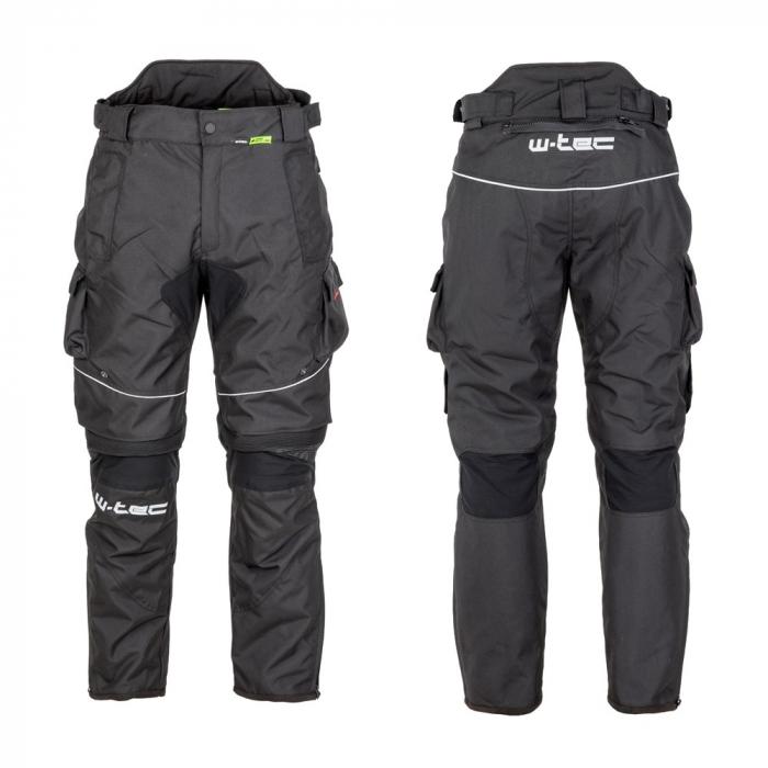 Pantaloni Moto Barbati W-TEC Thollte [0]