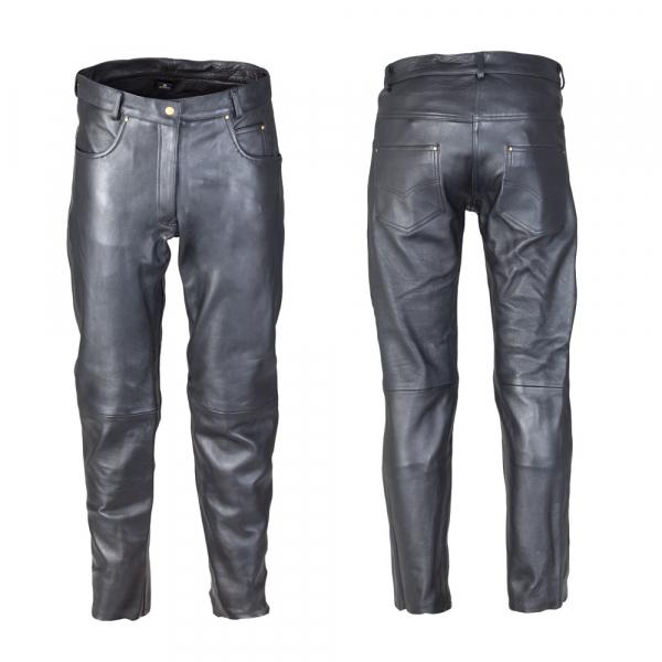 Pantaloni Moto Femei Piele W-TEC Annkra NF-1250 [8]