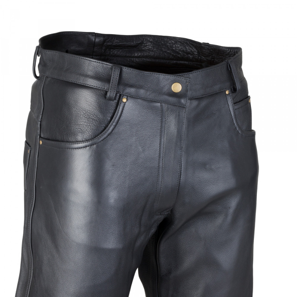 Pantaloni Moto Femei Piele W-TEC Annkra NF-1250 [2]