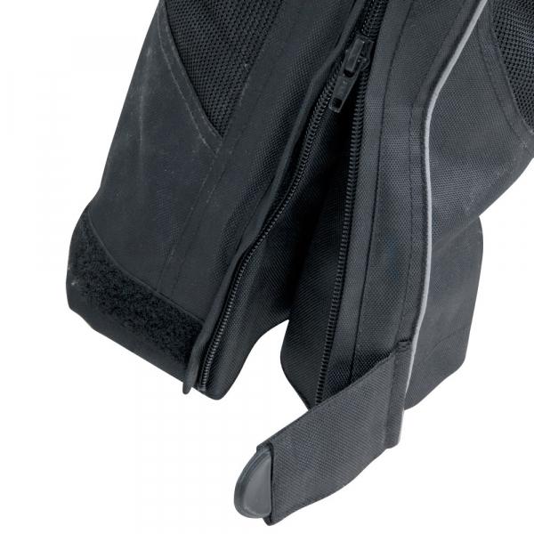 Pantaloni Moto Femei W-TEC Goni - Negru [5]
