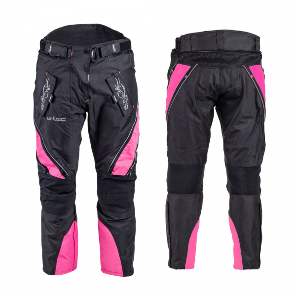 Pantaloni Moto Femei W-TEC Kaajla NF-2683 [0]