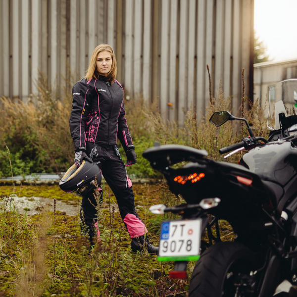 Pantaloni Moto Femei W-TEC Kaajla NF-2683 [6]