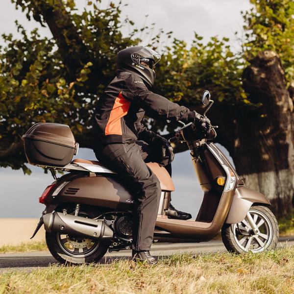 Pantaloni Moto Softshell Barbati W-TEC Guslic NF-2801 [4]