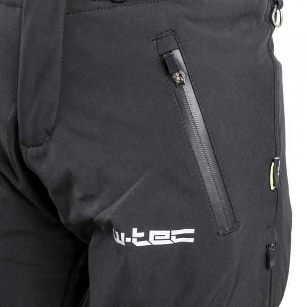 Pantaloni Moto Softshell Barbati W-TEC Guslic NF-2801 [12]