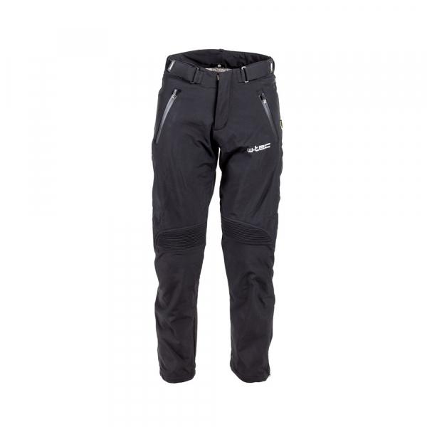 Pantaloni Moto Softshell Barbati W-TEC Guslic NF-2801 [13]