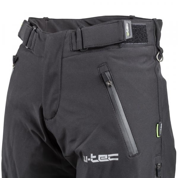 Pantaloni Moto Softshell Barbati W-TEC Guslic NF-2801 [11]