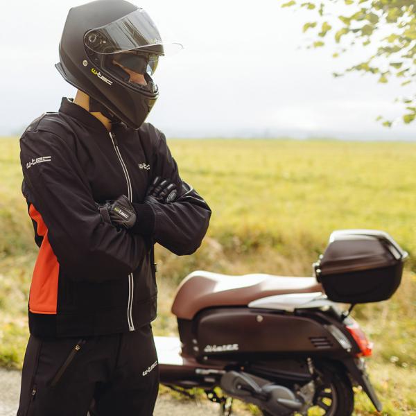 Pantaloni Moto Softshell Barbati W-TEC Guslic NF-2801 [5]