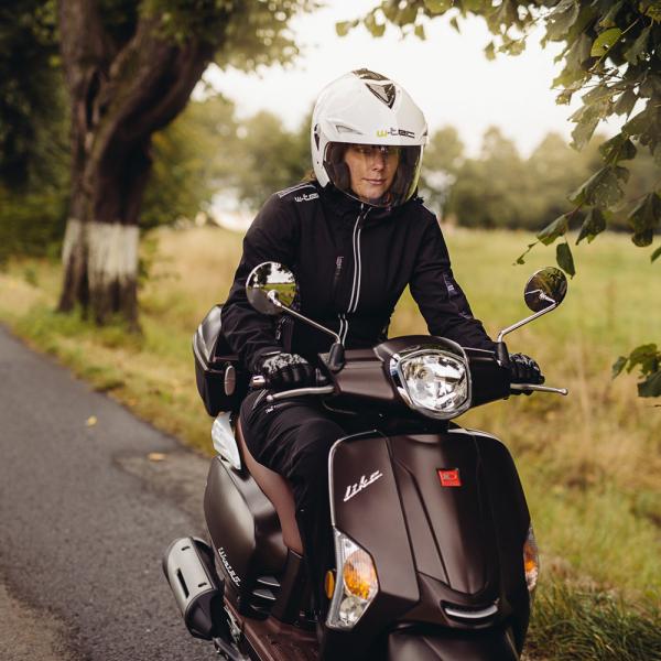Pantaloni Moto Softshell Femei W-TEC Tabmara NF-2880 [5]