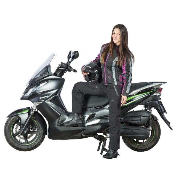 Pantaloni Moto Softshell Femei W-TEC Tabmara NF-2880 [19]