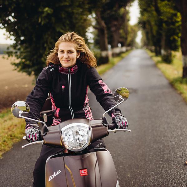 Pantaloni Moto Softshell Femei W-TEC Tabmara NF-2880 [12]