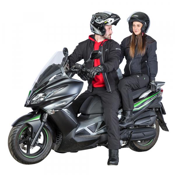 Pantaloni Moto Softshell Femei W-TEC Tabmara NF-2880 [15]