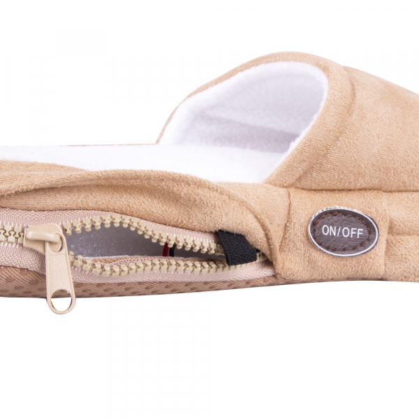 Papuci pentru masaj inSPORTline Warmo [4]