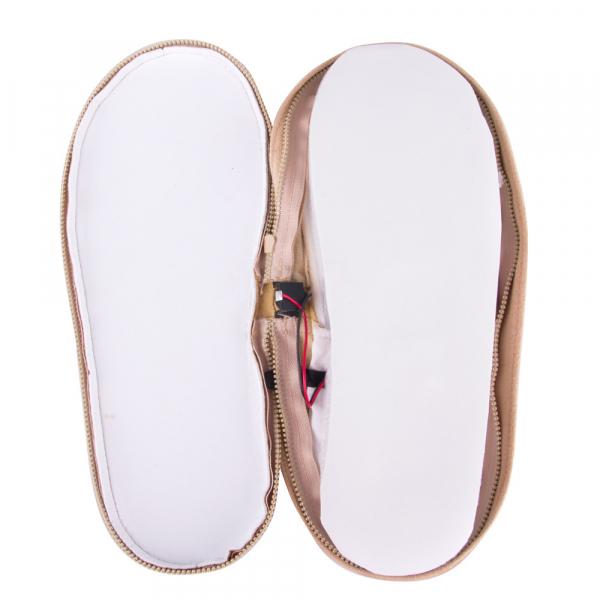 Papuci pentru masaj inSPORTline Warmo [2]