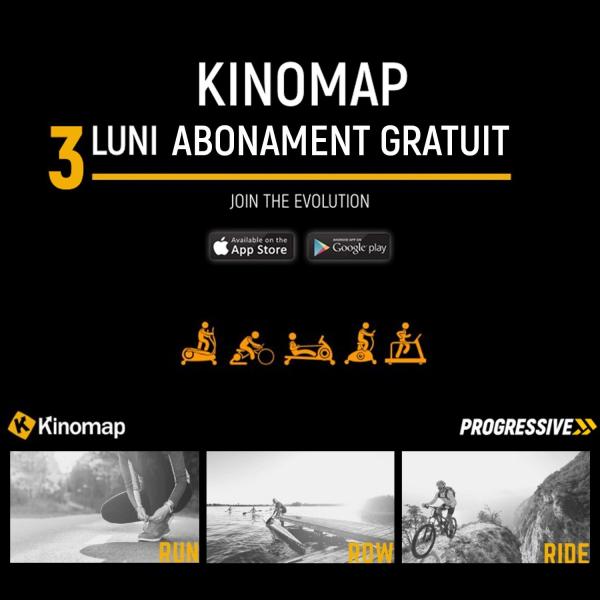 KINOMAP - Abonament 3 luni 0