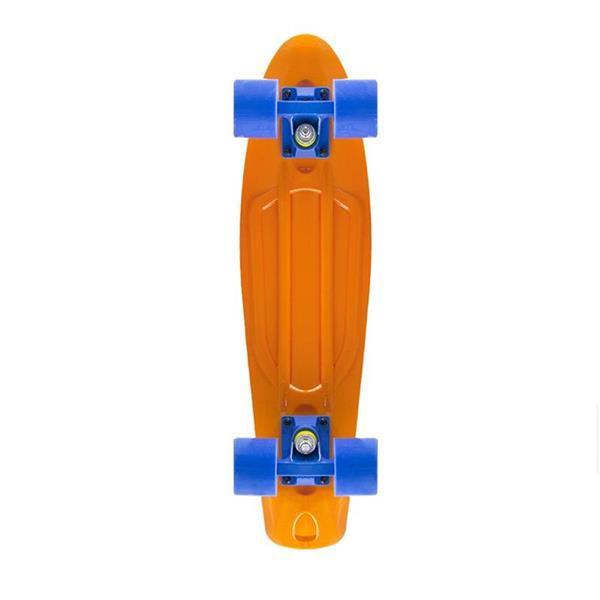 Penny board Nils Extreme-oranj [5]