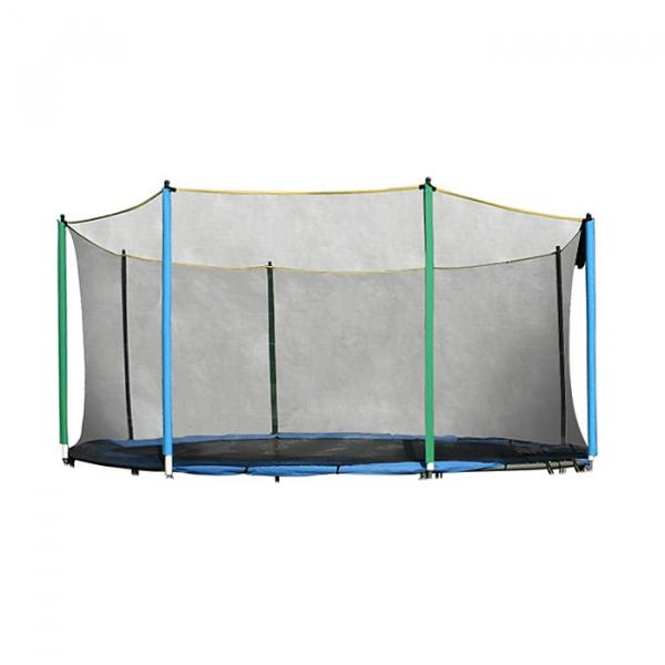 Plasa siguranta inSPORTline 366 cm + 8 stalpi [1]