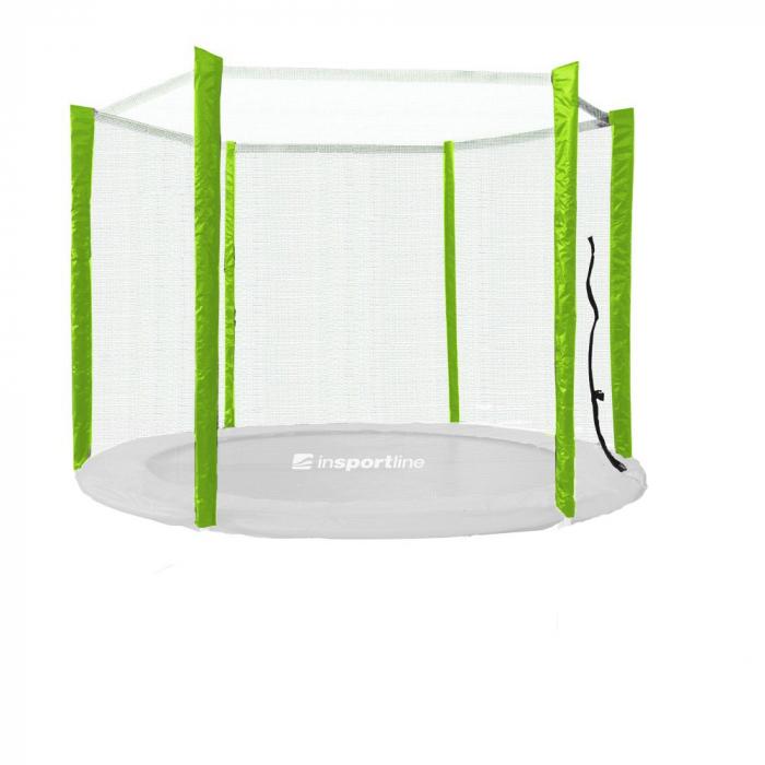 Plasa siguranta inSPORTline Froggy PRO  244cm pentru 6 stalpi [1]