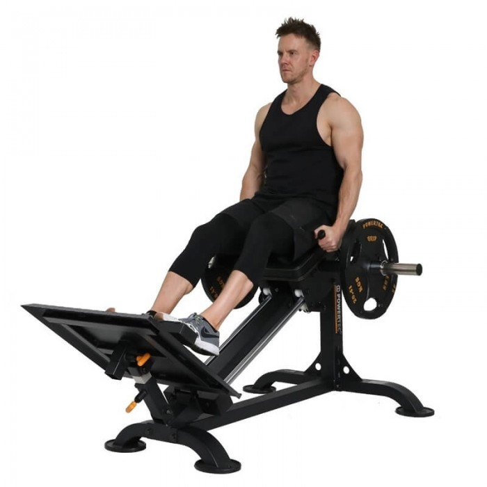 Presa picioare, 45 grade, 453 kg,  P-CLS, Powertec 2