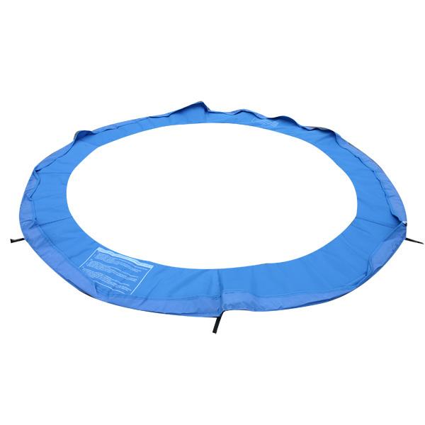 Protecție Arcuri pentru Trambulină 244 cm- albastră [2]