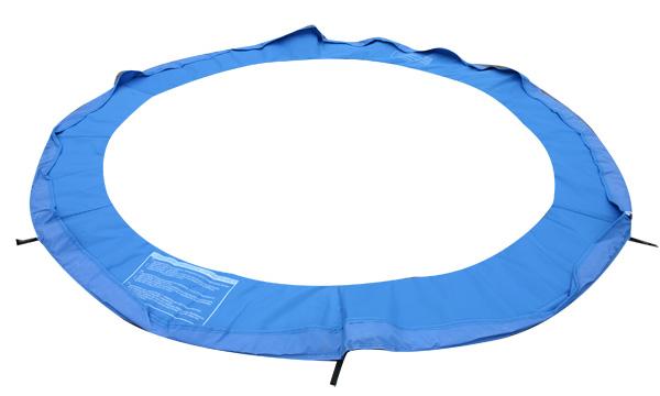 Protectie Arcuri pentru trambulina 457 cm - albastra 0