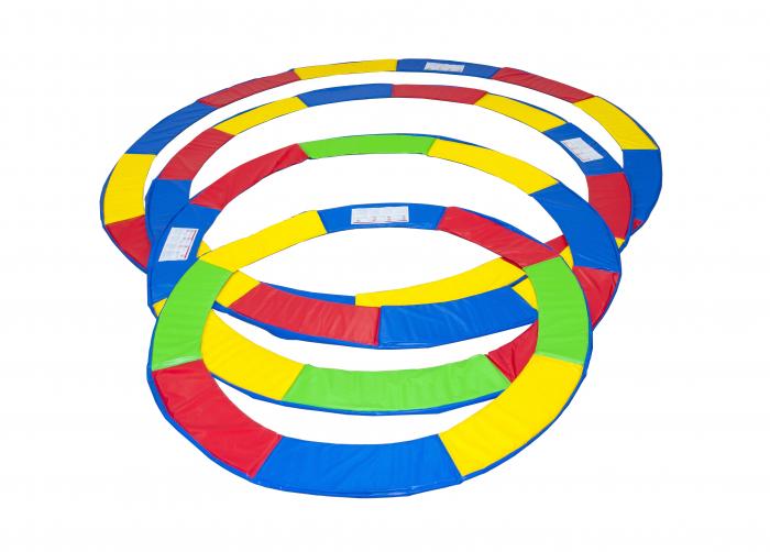 Protectie Arcuri pentru Trambulina Multicolor 305 cm L642 [4]