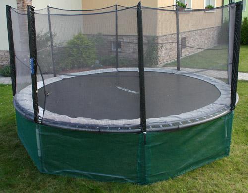 Protectie pentru baza trambulinei 244 cm  [0]