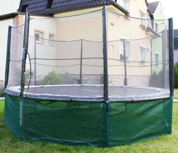 Protectie pentru baza trambulinei 305 cm  [2]
