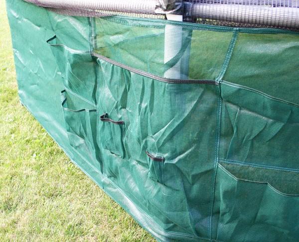 Protectie pentru baza trambulinei 457 cm   [1]