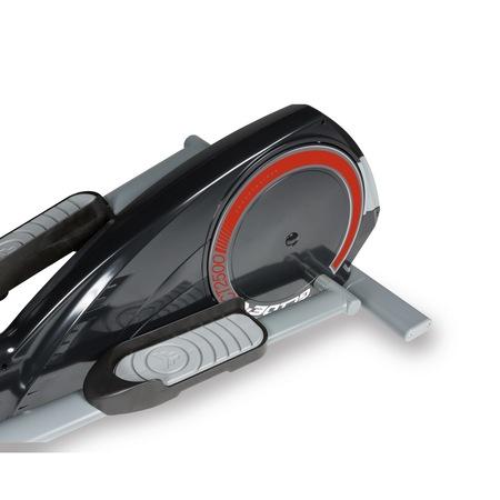 Bicicleta eliptica DCT2500I Flow Fitness 4