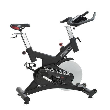 Bicicleta indoor cycling SRX-85, volanta 24 kg [0]