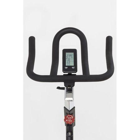Bicicleta indoor cycling SRX-90 Toorx, volanta 24 kg 3