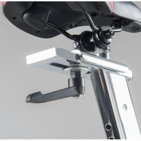 Bicicleta indoor cycling SRX-85, volanta 24 kg [6]