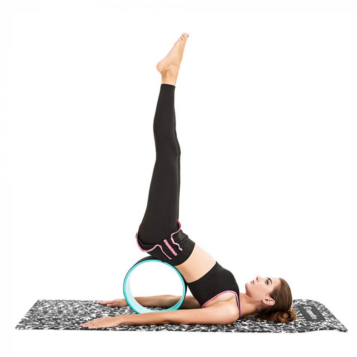 Roata Yoga inSPORTline Jovy [4]