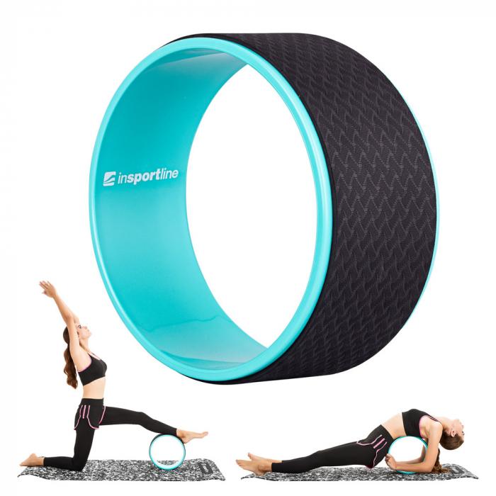 Roata Yoga inSPORTline Jovy [0]