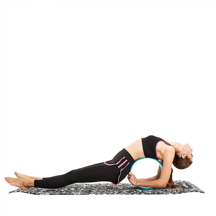 Roata Yoga inSPORTline Jovy [3]