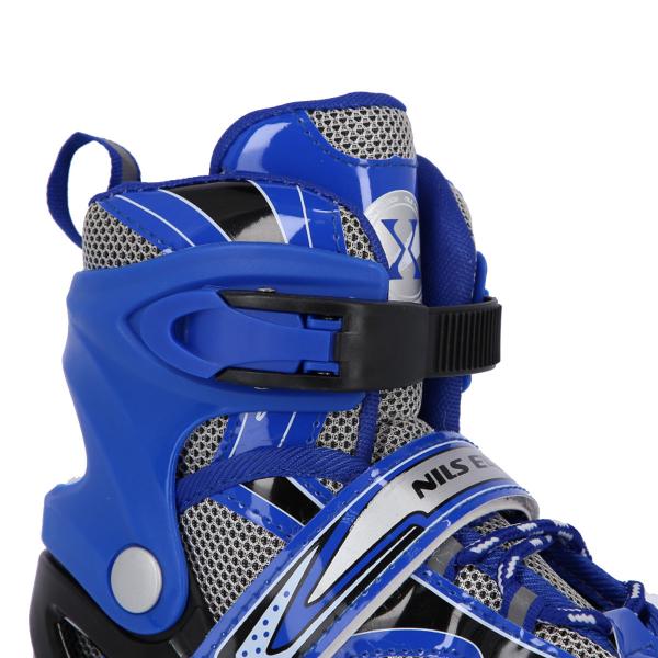 Role Reglabile 2in1 Nils Extreme NH18366A, albastru [5]