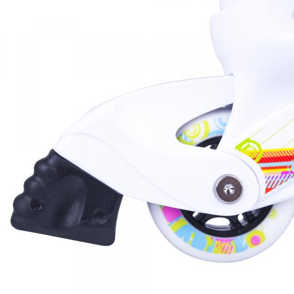 Role reglabile Worker Picola LED-cu roti iluminate [5]