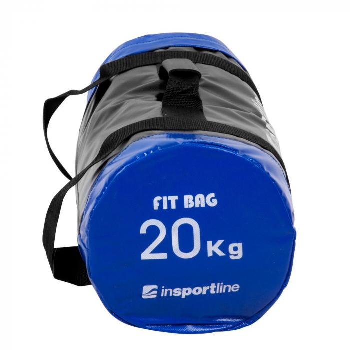 Sac nisip fitness inSPORTline 20kg 5