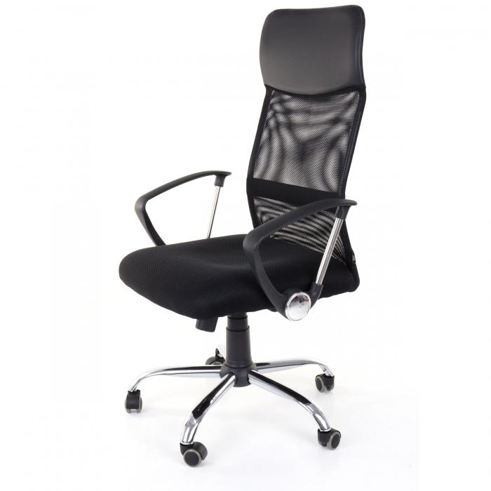 Scaun birou ergonomic Sportmann 2501-negru [2]