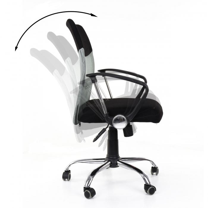 Scaun birou ergonomic Sportmann 2502, Gri [2]