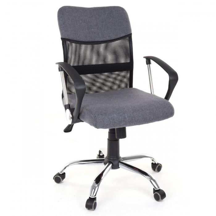 Scaun birou ergonomic Sportmann 2502, Gri [6]