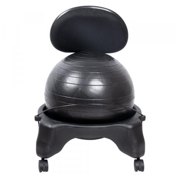 Scaun cu minge aerobic inSPORTline G-Chair [1]