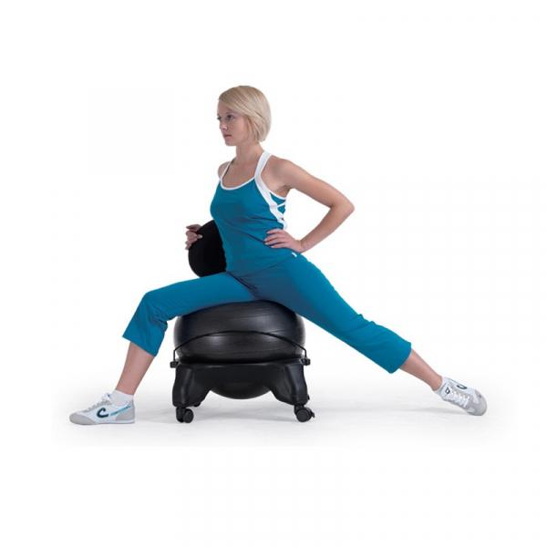 Scaun cu minge aerobic inSPORTline G-Chair [10]