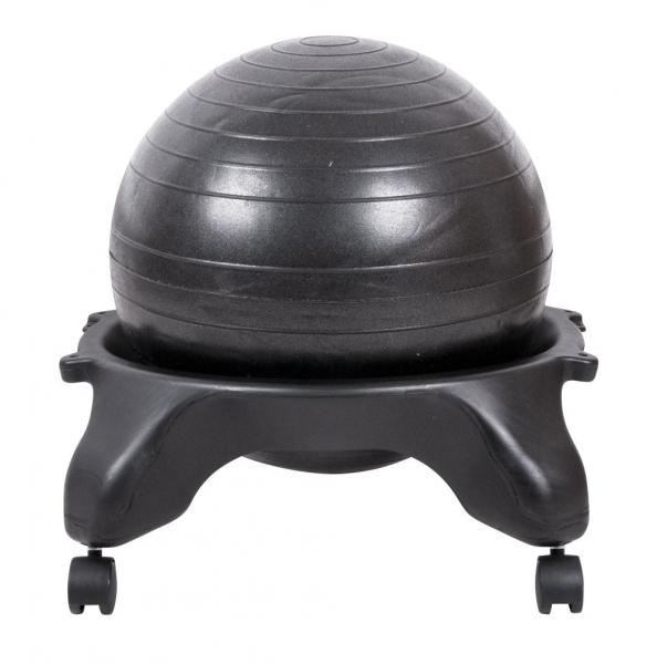 Scaun cu minge aerobic inSPORTline G-Chair Basic  [1]