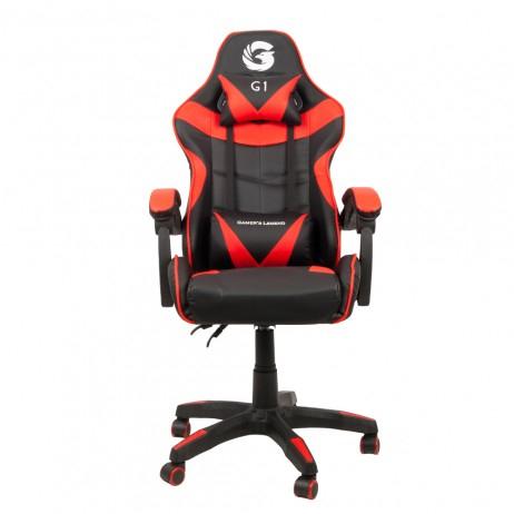 Scaun gaming Gamer's Legend G1, rosu 0