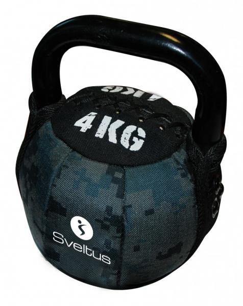 Soft kettlebells 1101-4 kg 0