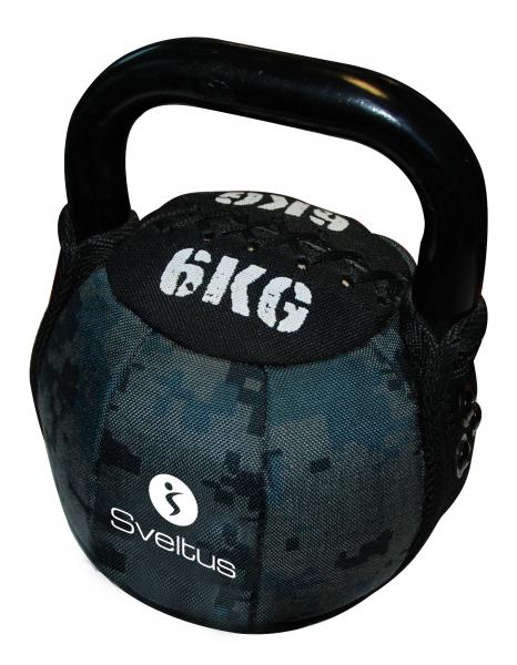 Soft kettlebells 1102-6 kg [0]