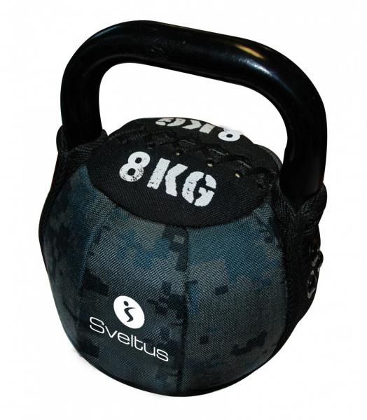 Soft kettlebells 1103-8 kg [0]